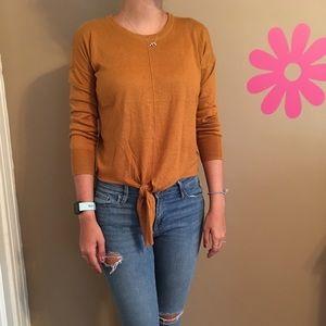 Brand new women's medium long sleeve shirt
